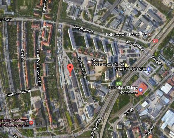 mapa KMoffice